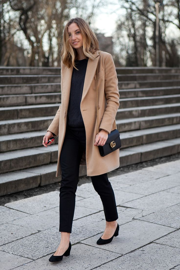 Are you guys into the growing trend of block heel ballet pumps? Thoughts? I not only love a good pointy-toe shoe but I stick to anythin...