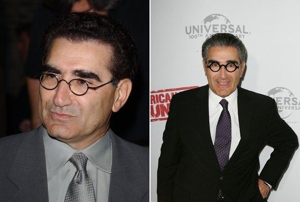 Eugene Levy as Jim's Dad - Then and Now - The Cast of 'American Pie' - Photos