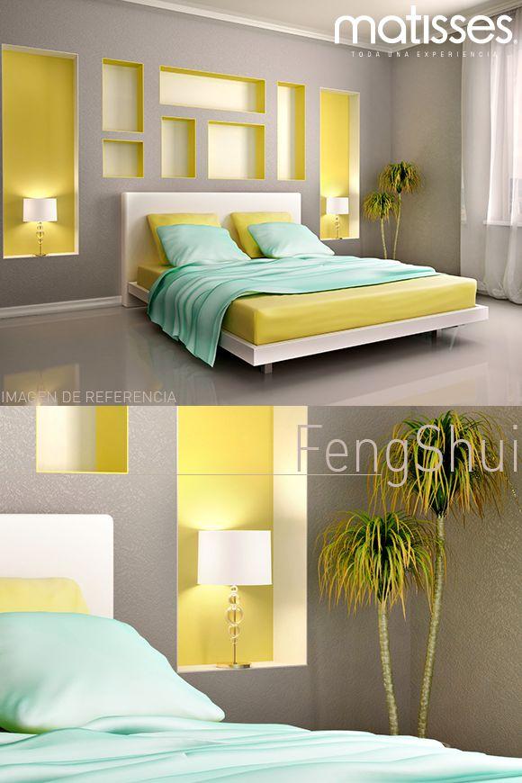 El Feng Shui recomienda ubicar dos lámparas de mesa a lado y lado de la cama para mantener la energía equilibrada.
