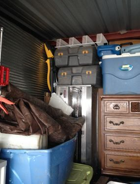 LockBox Storage In Blue Springs, Missouri Posted Their First Storage Units  For Auction! Tools