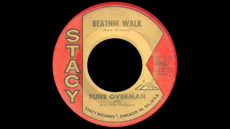 Rune Overman - Beatnik Walk
