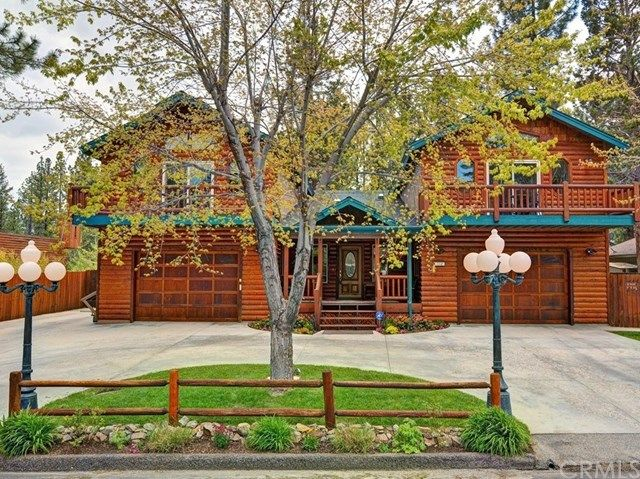 Property For Sale: 6 bedroom, 6 bath Residential at 712 E Mountain View Boulevard, Big Bear, CA 92314 on sale for $725000. MLS# PW17078492.  Listed by All California Brokerage, Inc..
