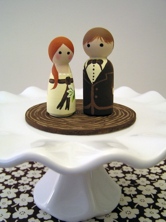 142 Best Cake Toppers Images On Pinterest