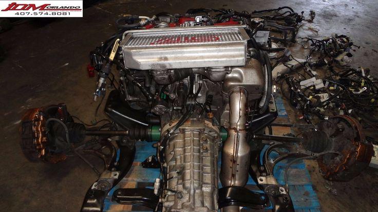 Jdm Engine