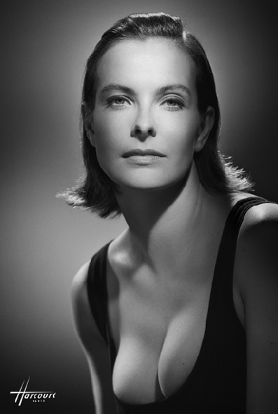 Carole Bouquet by Studio Harcourt Paris