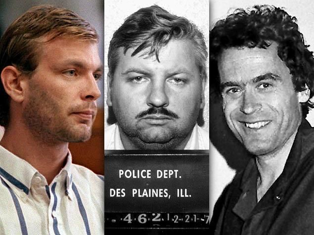 25 Seriously Disturbing Serial Killers from Around the World