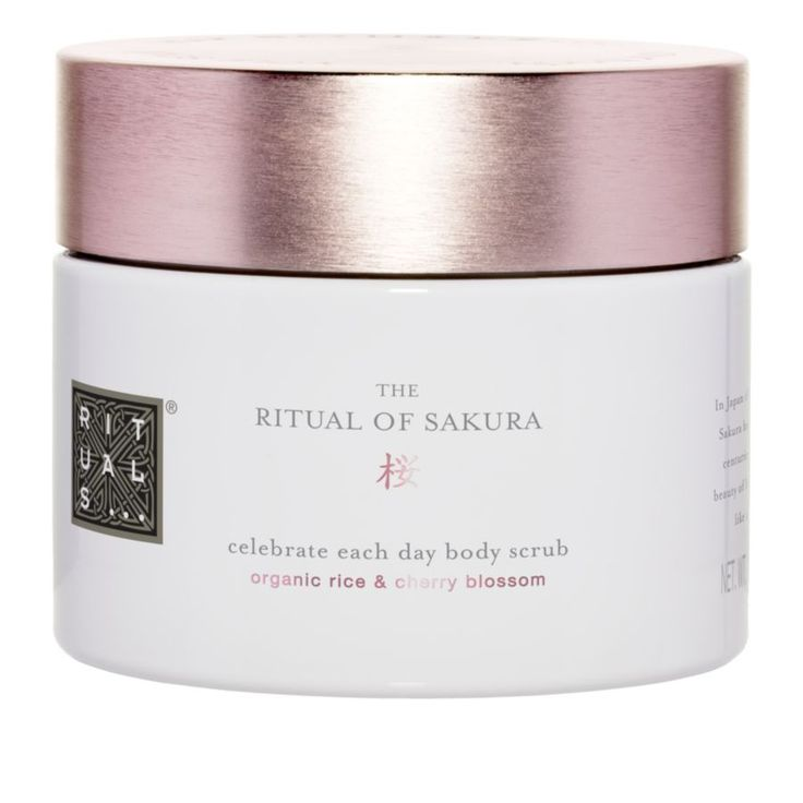 The Ritual of Sakura Body ScrubThe Ritual of Sakura Body Scrub