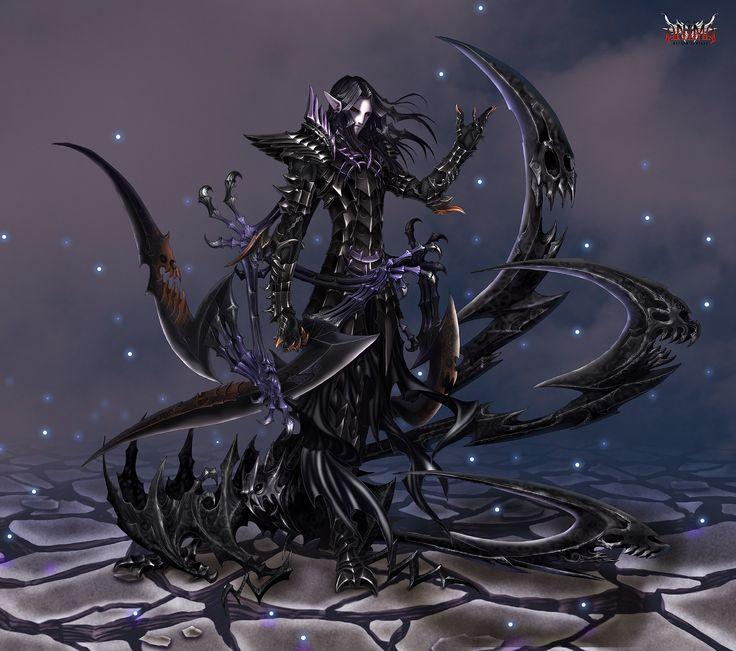 Lord Of Rings, Angels Demons