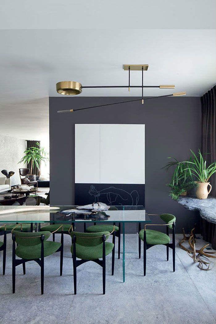 16 salões incríveis em um fundo cinza!   – Σαλόνι