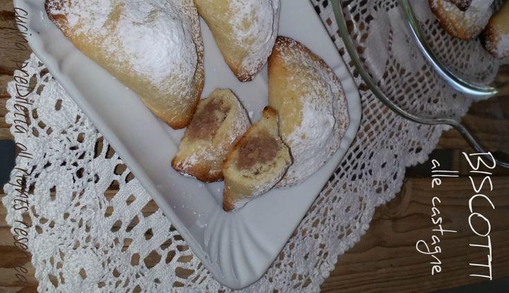 Biscotti alle castagne, ricetta, cucina preDiletta