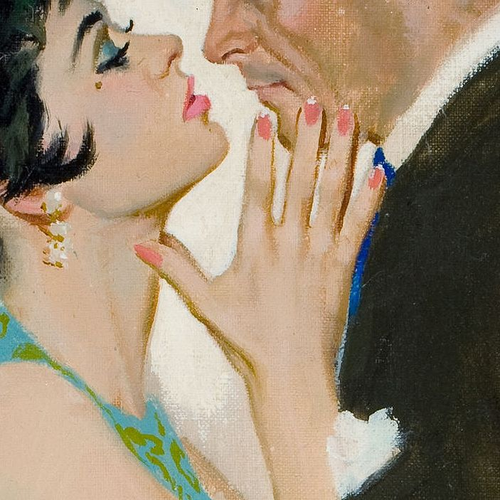 383 best retro art romance and fashion images on pinterest coby whitmore sciox Gallery