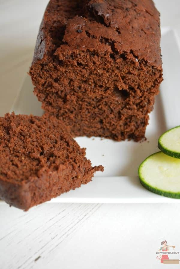 Cake Courgette-Chocolat
