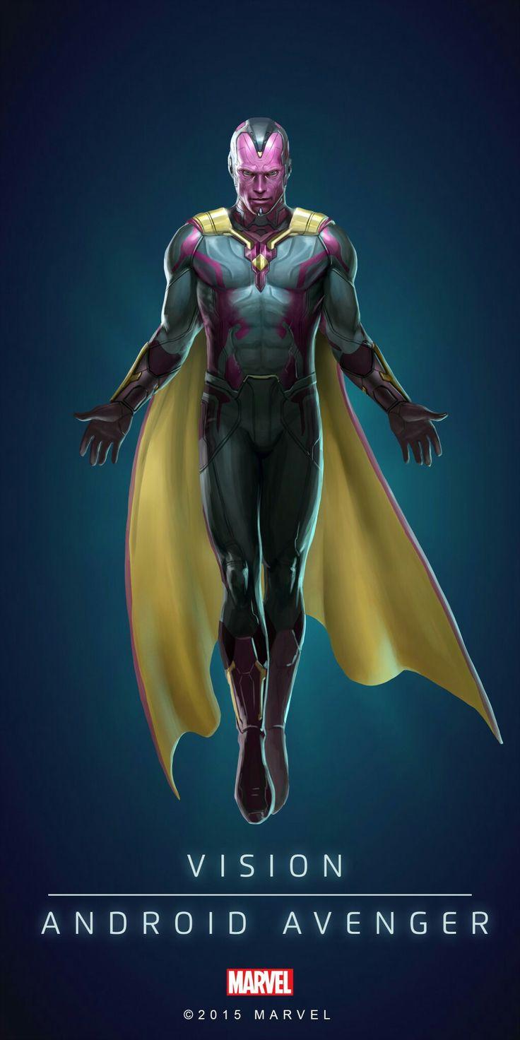 Visão (Vingador Andróide) - Visit to grab an amazing super hero shirt now on sal