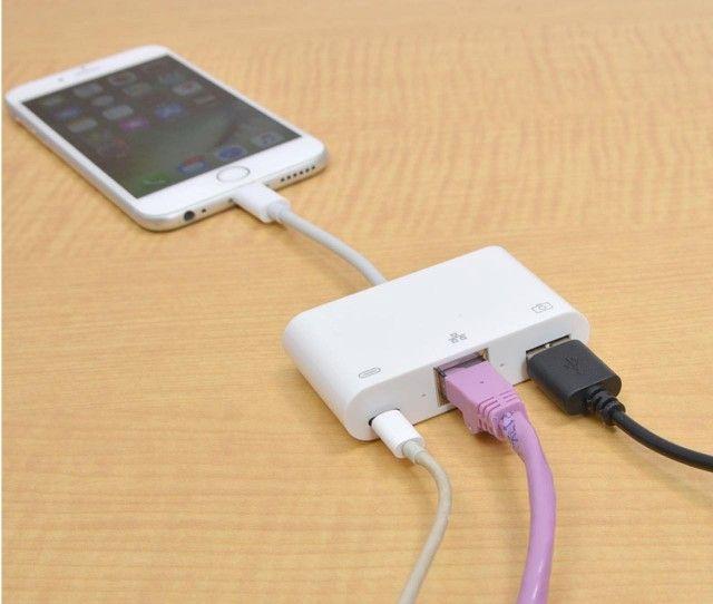 Iphoneのネットが遅い だったら有線lanでつないじゃえばいいじゃない
