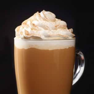 Pumpkin Spice Latte - Might as well get yourself in the right mind set before you start getting ideas together.