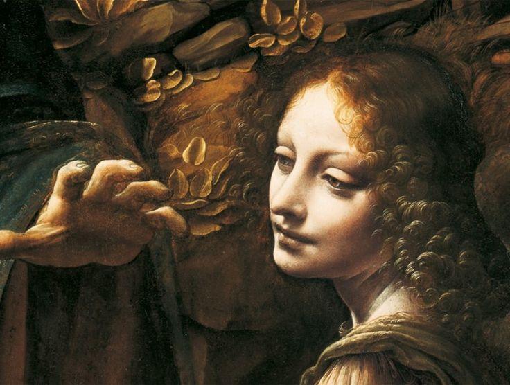Leonardo Da Vinci Most Famous Paintings 111 best Artist: DA VI...