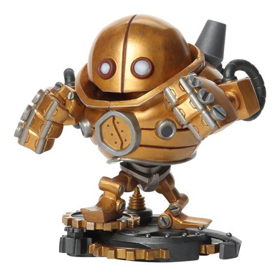 Riot Games Merch   Blitzcrank Figure - Figures - Collectibles
