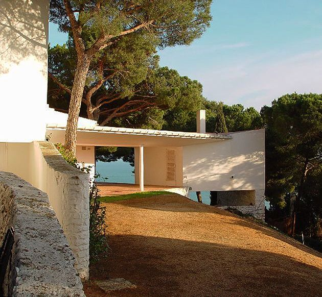 51 best jos antonio coderch casa ugalde images on for Josep antoni coderch