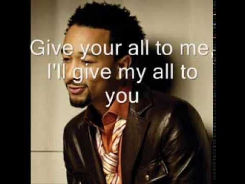 LOVE LOVE LOVE this song. All of Me by John Legend http://www.youtube.com/watch?v=qi39H0Jdjfg