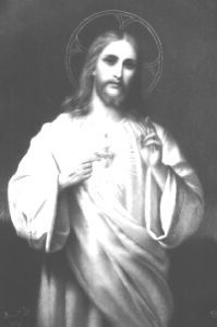 Devotion to the Sacred Heart of Jesus.