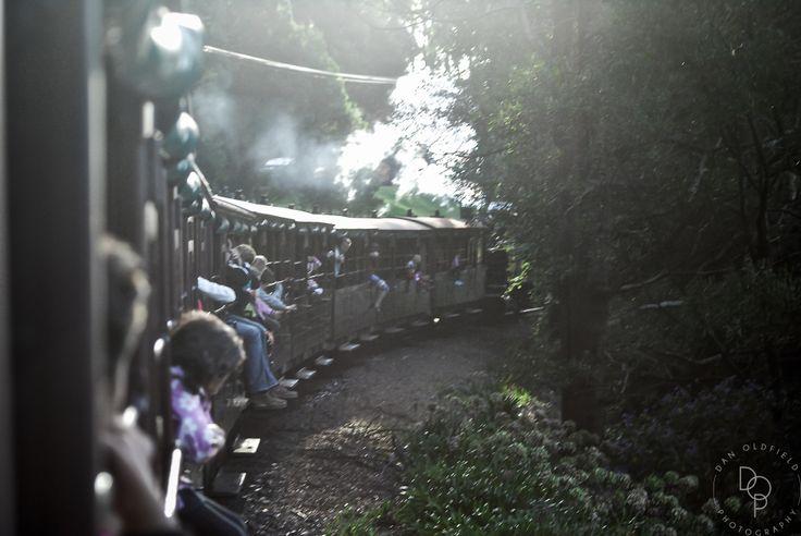 Steam Train in Australia - Dan Oldfield Photography