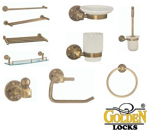 103 best bathroom accessories fixtures golden locks for Luxury bathroom accessories india
