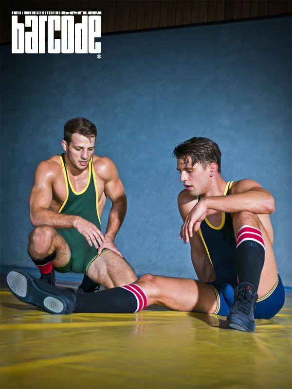 Gay blog wrestling