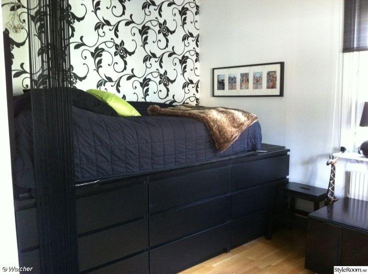 förvaring,förvaring under säng,smart förvaring,säng,förvaringslösning,compact living