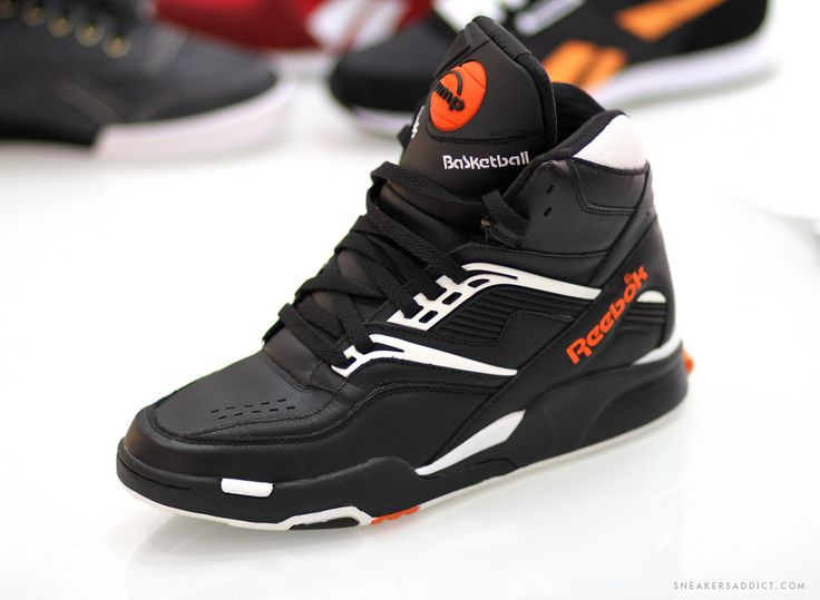 2013 reebok pump shoes
