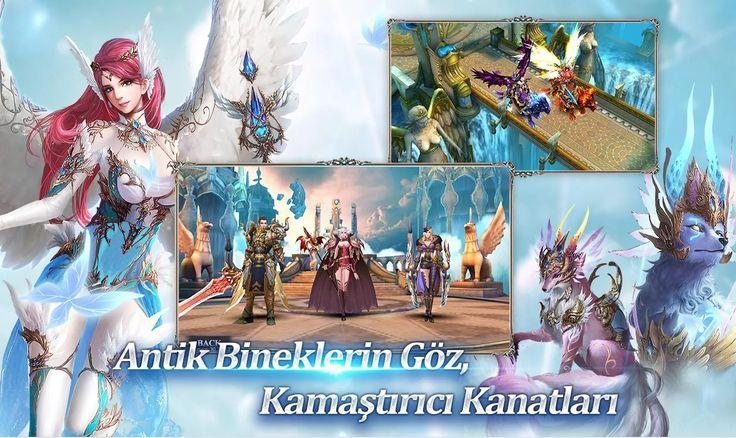Goddess Heroes of Chaos TR Apk İndir - Android Rol Oyunu (Oyun-Hileleri)