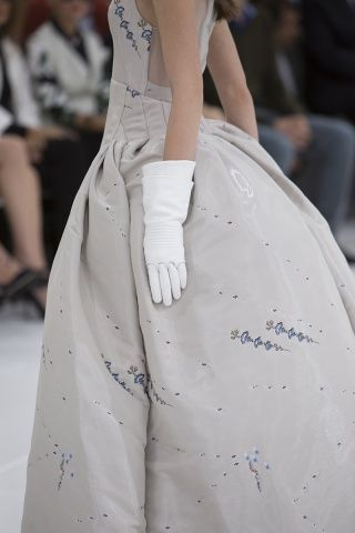 A detailed look at the Dior Fall 2014 Couture runway show.