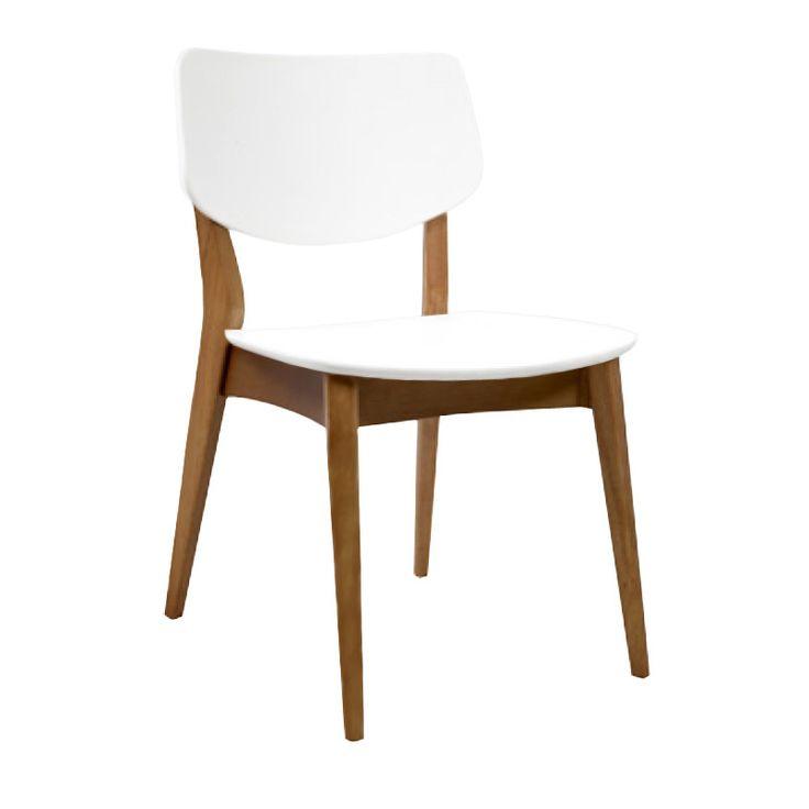 Rafael Timber Visitor Chair