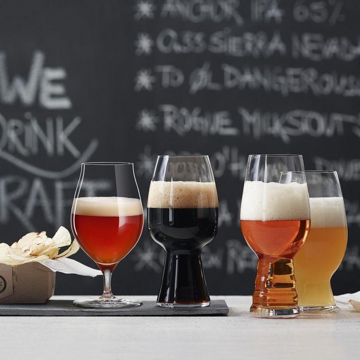 Gläser für anspruchsvolle Biertrinker