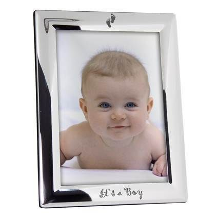 Personal Touch Gifts - It's a Boy Frame, £10.50 (http://personaltouchgifts.co.uk/its-a-boy-frame/)