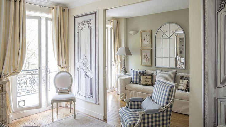 259 Best Parisian Chic Apartment Interiors Images On