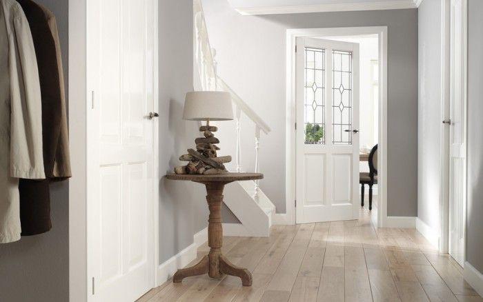 Mooi kleuren en combinaties in de hal huisdecoratie die for Huis verven inspiratie