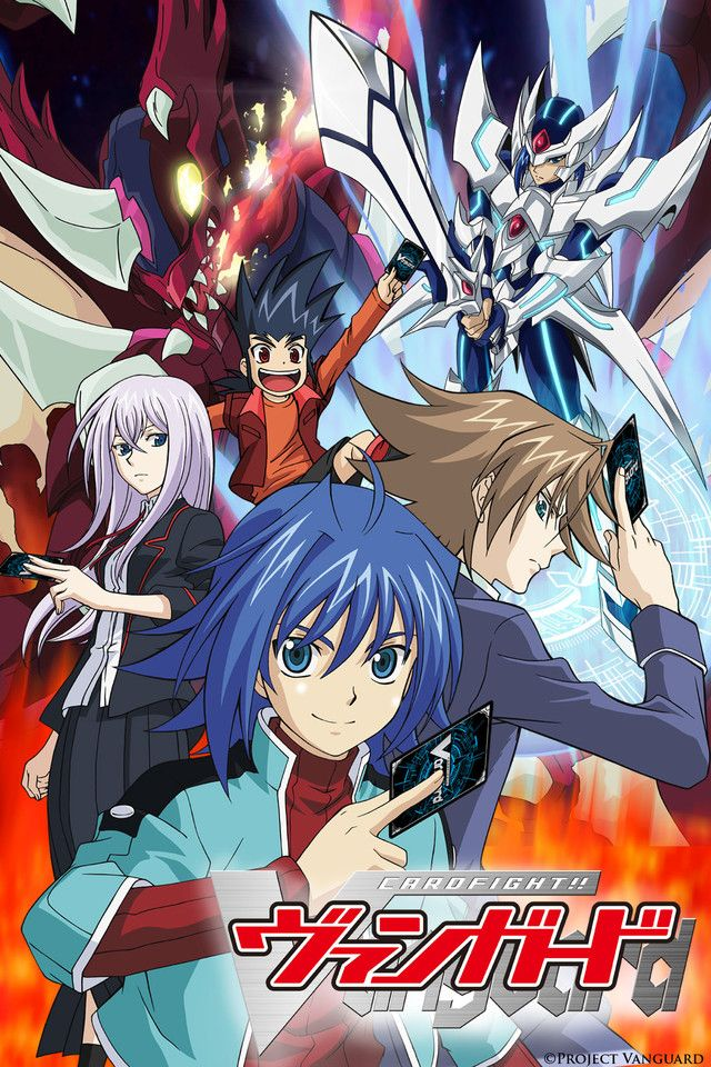 Crunchyroll Cardfight Vanguard (Season 1) Full episodes