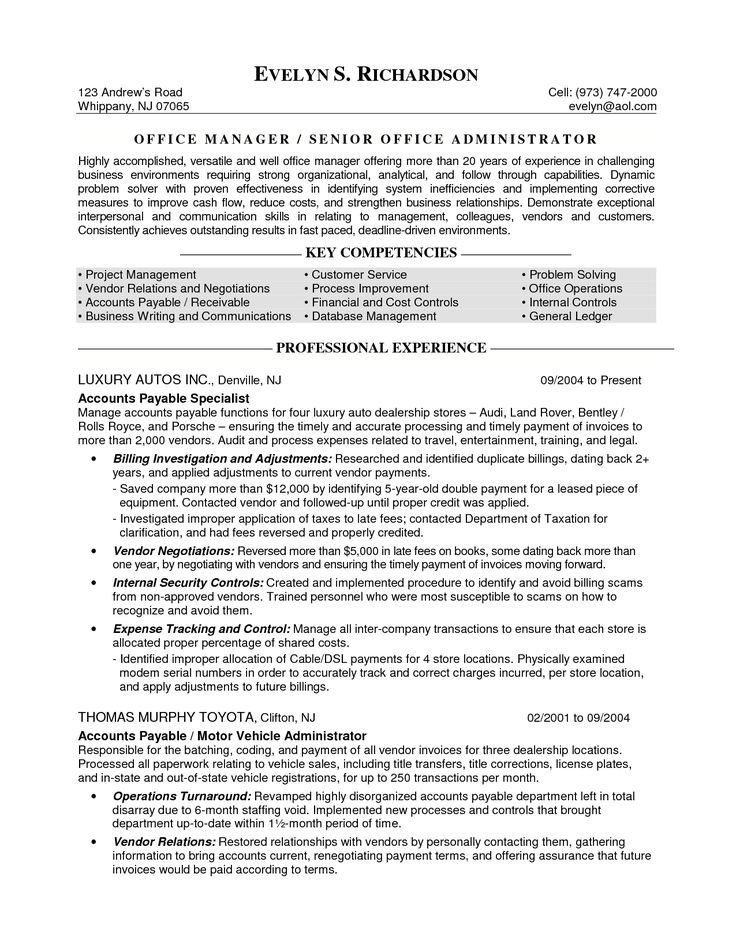 Resume Format 20 Years Experience Experience Format Resume Years Project Manager Resume Office Manager Resume Resume Objective