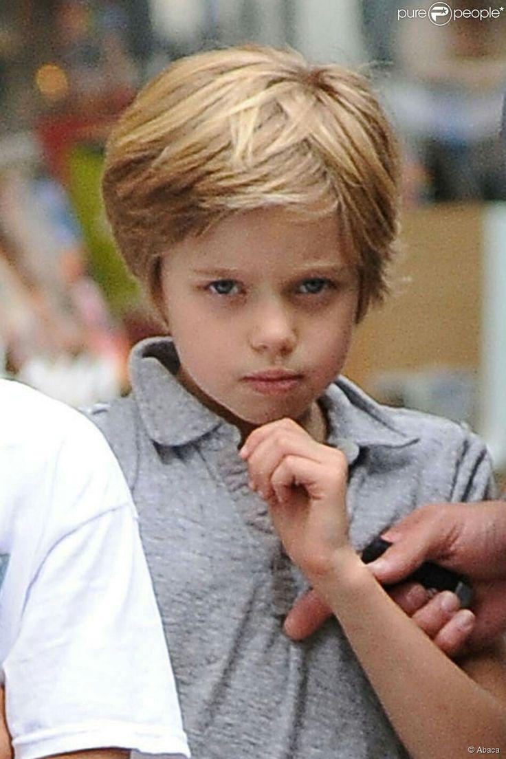 Daughter Shiloh Jolie-Pitt