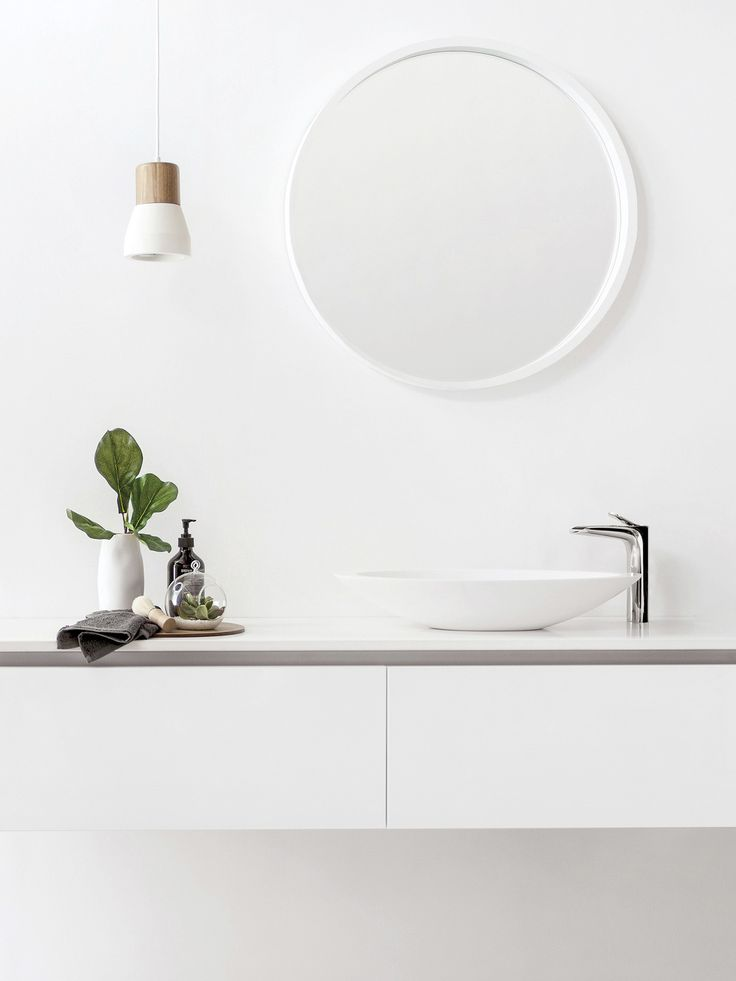 Luxe bathroom look on a budget | Home Beautiful Magazine Australia