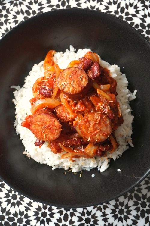 Rougail saucisse                                                                                                                                                                                 Plus