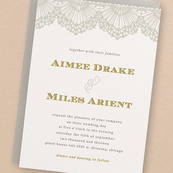 50 best Wedding Invitations images on Pinterest Bridal invitations - best of wedding invitation design download