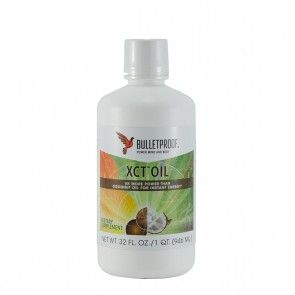 Bulletproof Upgraded XCT™ Oil is 6x stronger than traditional coconut oil. That alone makes this worth the purchase.   MCTs work directly in cells to give you an extra boost to maximize your performance. Very little MCT oil is stored as fat because it is used for energy so quickly!  (http://www.wodsnob.com/index.php/bulletproof-upgraded-mct-oil.html)