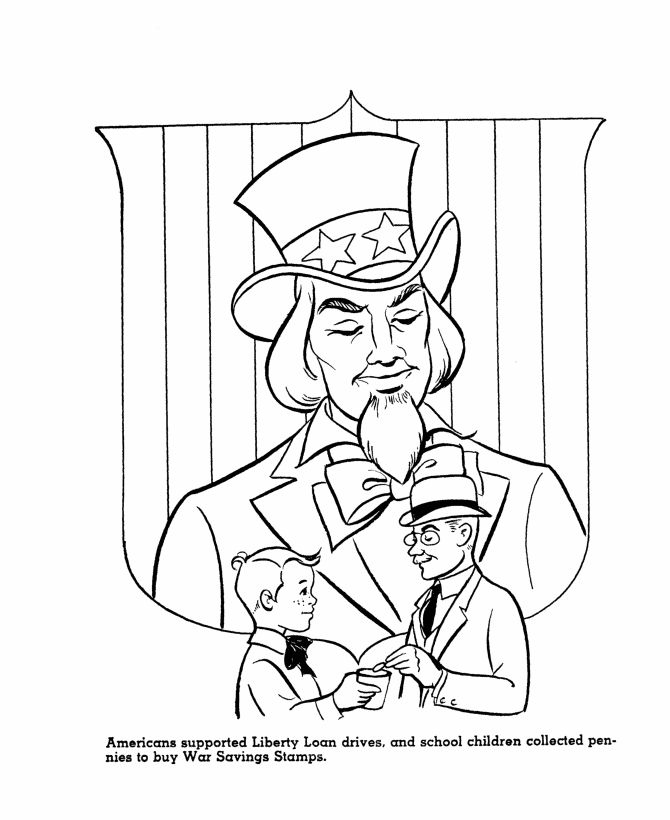 coloring pages world war ii - photo#25