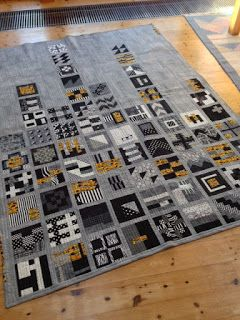 Skyline-Quilt (Angelikas quilts and knits)