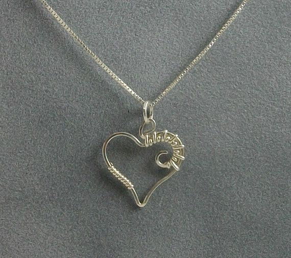 270 best jewelry crafting images on pinterest necklaces wire handmade simple wire wrapped heart pendant by mystikcritterz 900 aloadofball Choice Image