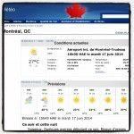 Votre météo: après la pluie ce soir, le très beau temps…. #meteo #weather #montreal #quebec #été #summer #vacances