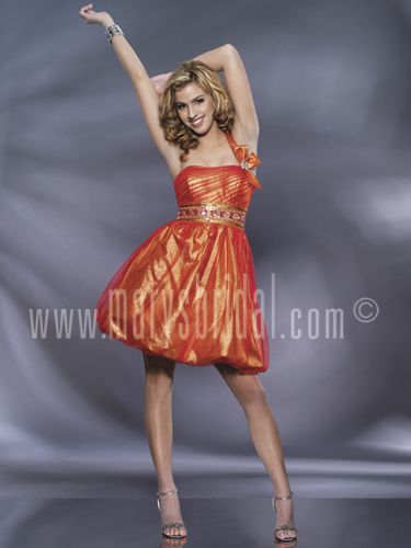 Astra Formal - Kiss Kiss 3792   Size 4 Sunset