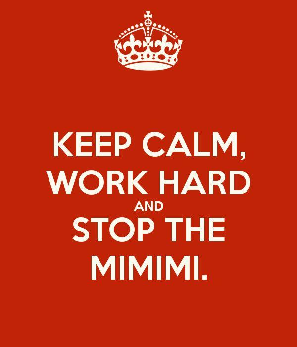 Keep Calm MATADOR!