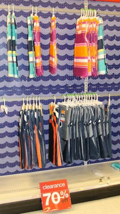 70 % Off Target Summer Clearance + Beach Towel Clearance & Cheap School Supply #Deals– Saved $68!